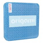 Origami Faltblätter mit Designdose (Ornamente)