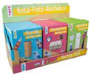 Ratz-Fatz-Bastelbox Display, 3x 4 Ex.