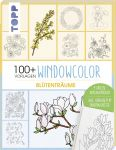 Vorlagenmappe Window Color – Blumen