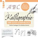 Kalligraphie. Der Quick-Start-Block