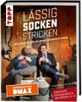 Lässig Socken stricken mit DenDennis und Mr. Knitbear. Das Leben ist zu kurz, um langweilige Socken zu tragen!
