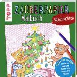 Zauberpapier Malbuch Weihnachten