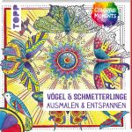 Colorful Moments - Vögel & Schmetterlinge