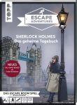 Escape Adventures – Sherlock Holmes: Das geheime Tagebuch (NEUE Codeschablone für mehr Rätselspaß)