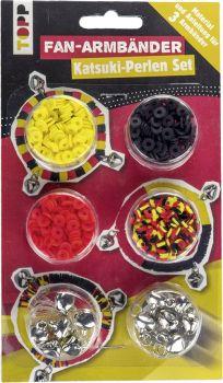 Fan-Armbänder Katsuki-Perlen Set