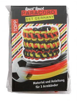 Knot*Knot Paracord-Set Germany