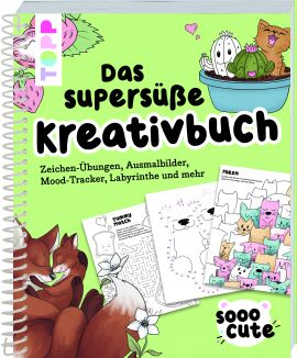 Sooo Cute - Das supersüße Kreativbuch