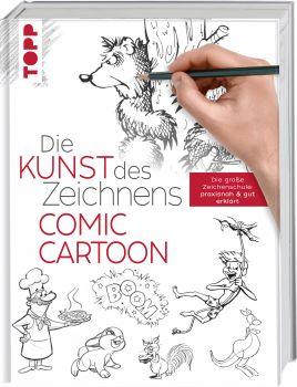 Die Kunst des Zeichnens Comic Cartoon