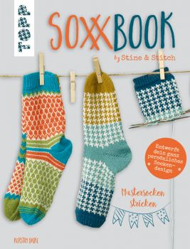 SoxxBook by Stine & Stitch