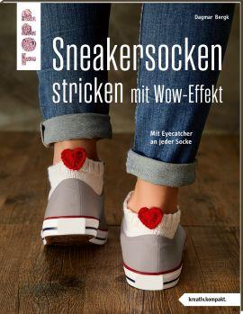 Sneakersocken stricken mit Wow-Effekt (kreativ.kompakt.)