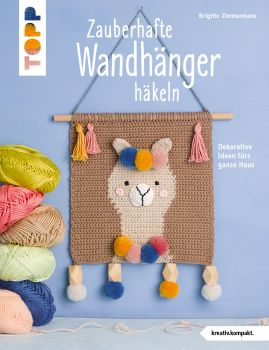 Zauberhafte Wandhänger häkeln (kreativ.kompakt.)