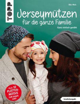 Jerseymützen für die ganze Familie (kreativ.kompakt.)