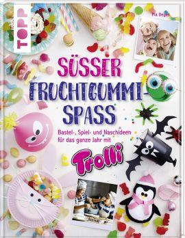 Süßer Fruchtgummi-Spaß