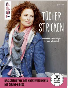 Tücher stricken (kreativ.startup.)