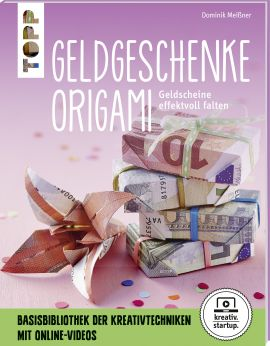 Origami-Geldgeschenke