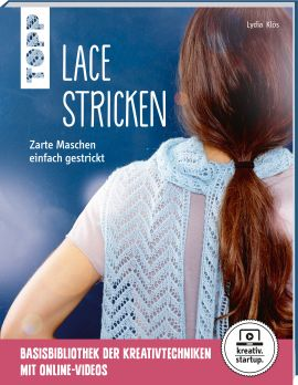 Lace stricken
