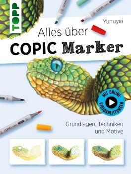Alles über COPIC Marker