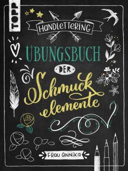 Handlettering.Übungsbuch der Schmuckelemente - Übungsbuch