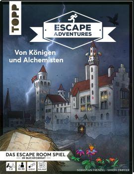 Escape Adventures – Von Königen und Alchemisten
