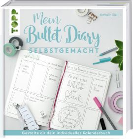 Mein Bullet Diary selbstgemacht.