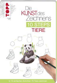 Die Kunst des Zeichnens 10 Steps - Tiere