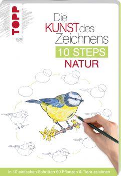 Die Kunst des Zeichnens 10 Steps - Natur