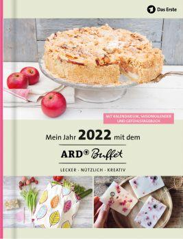 Mein Jahr 2022 mit dem ARD Buffet. Lecker - nützlich - kreativ