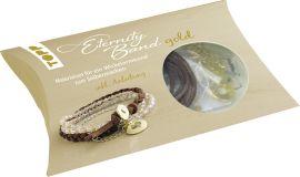 Eternity Band Set gold, VE=4 Ex.
