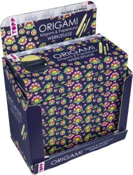 Origami, Kirigami & Papierkunst Werkzeuge Display, 8 Ex. (Die Kunst des Faltens)