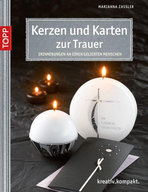Karten & Kerzen der Trauer