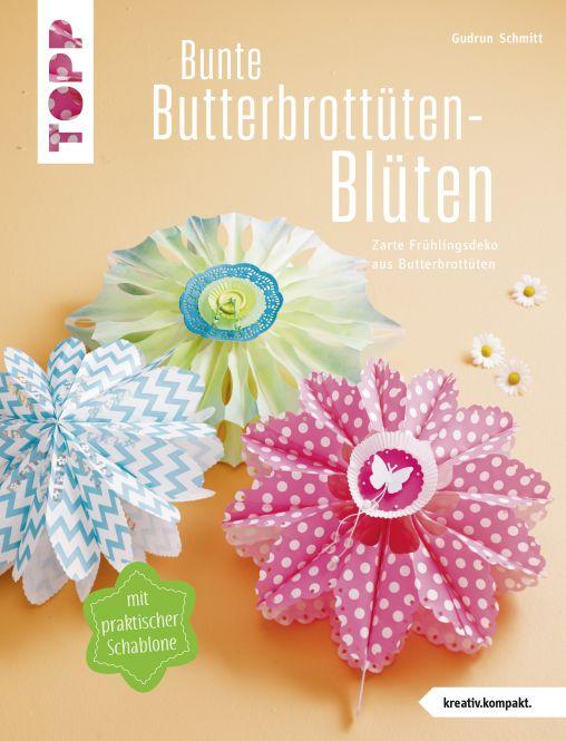 Bunte Butterbrottütenblüten