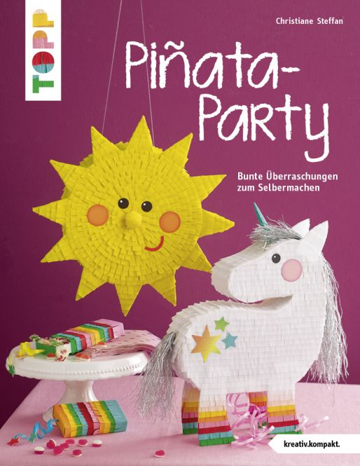 Piñata-Party (kreativ.kompakt)