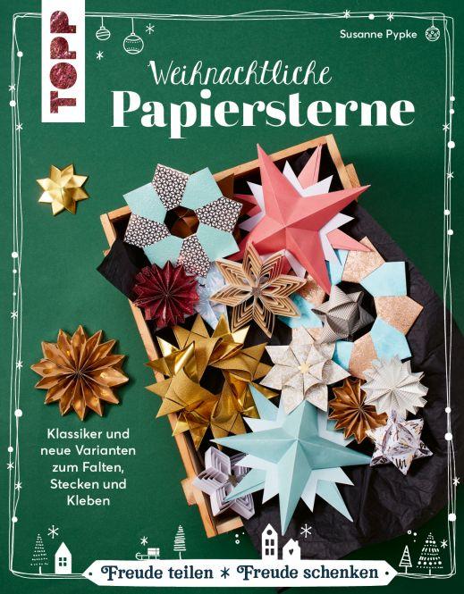 Weihnachtliche Papiersterne