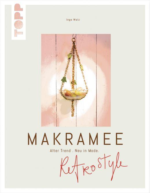 Retro Style Makramee