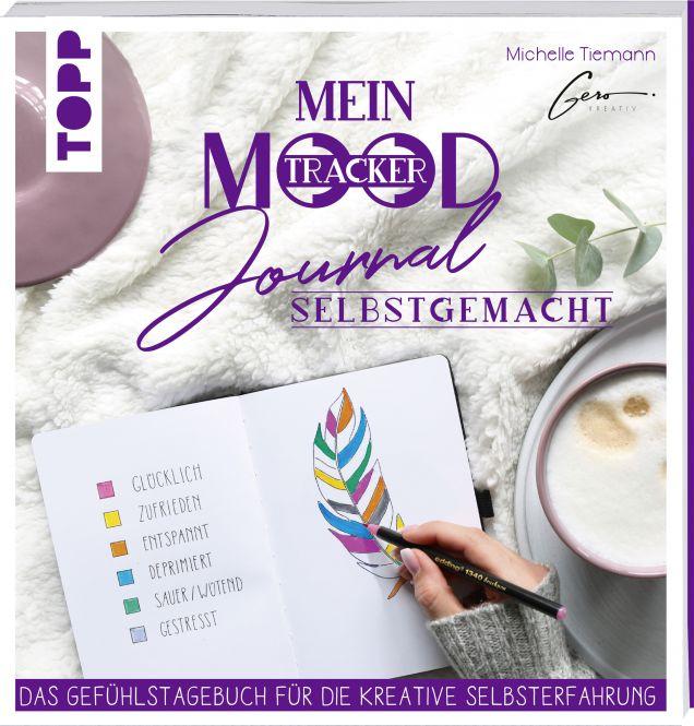 Mein Mood Journal selbstgemacht