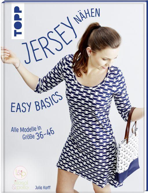Jersey nähen - Easy Basics