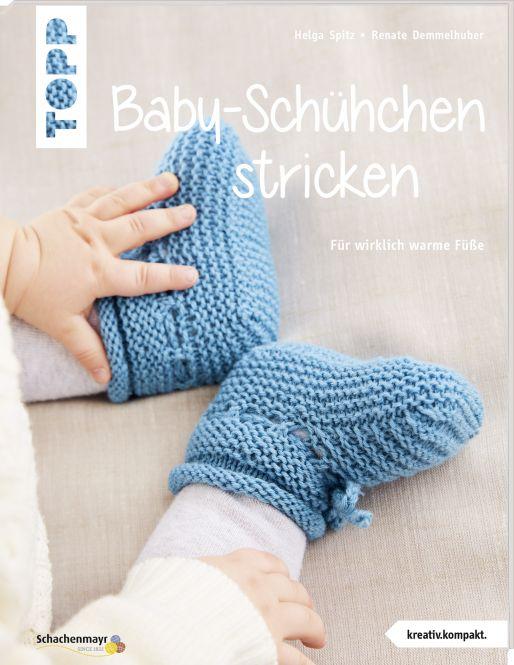 Baby-Schühchen stricken (kreativ.kompakt.)