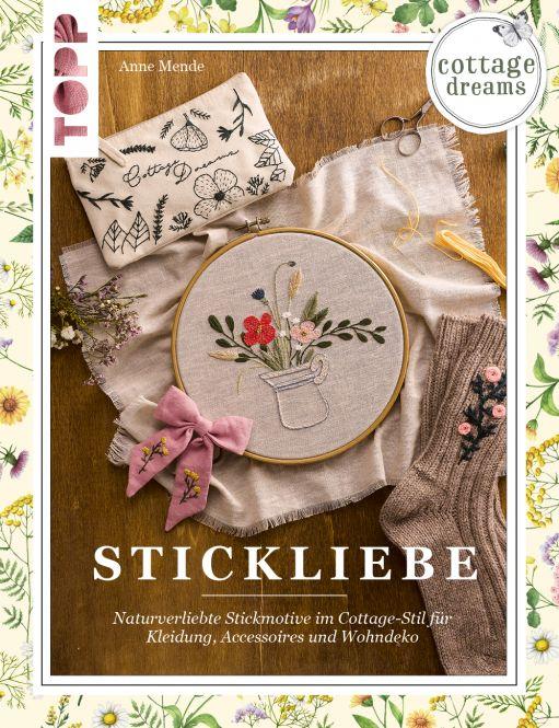 Cottage Dreams - Stickliebe