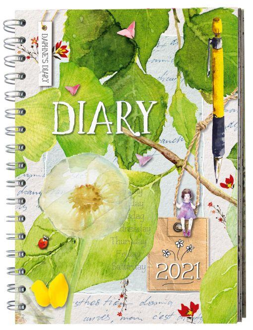 Daphne's Diary – Taschenkalender 2021