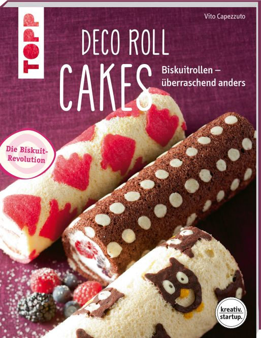 Deco Roll Cakes