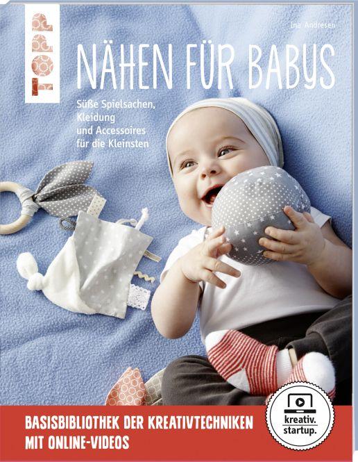 Nähen für Babys (kreativ.startup.)