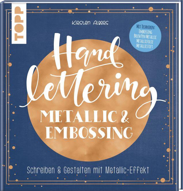 Handlettering Metallic & Embossing