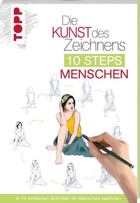 Die Kunst des Zeichnens 10 Steps - Menschen