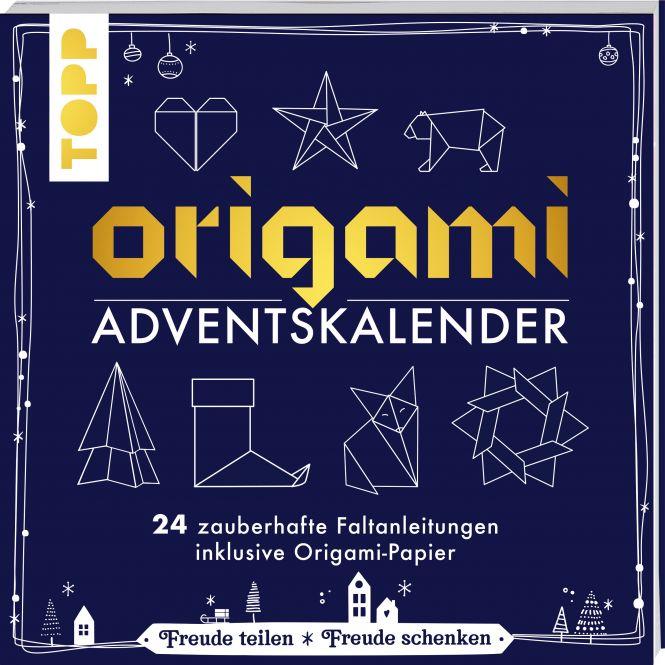 Origami Adventskalender