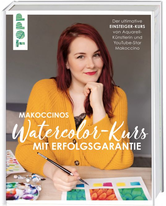 Makoccinos Watercolor-Kurs mit Erfolgsgarantie
