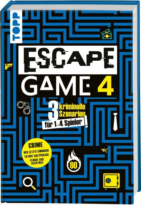 Escape Game 4 CRIME