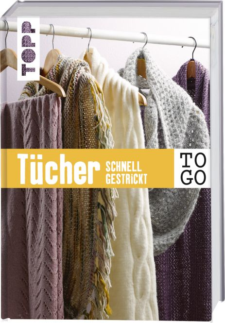 Stricken to go: Tücher