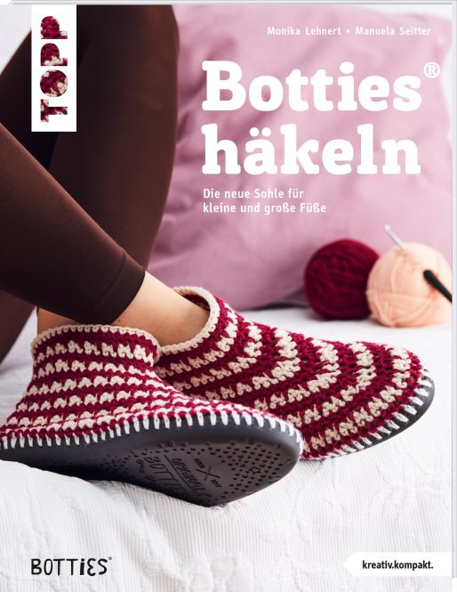 Botties® häkeln (kreativ.kompakt.)