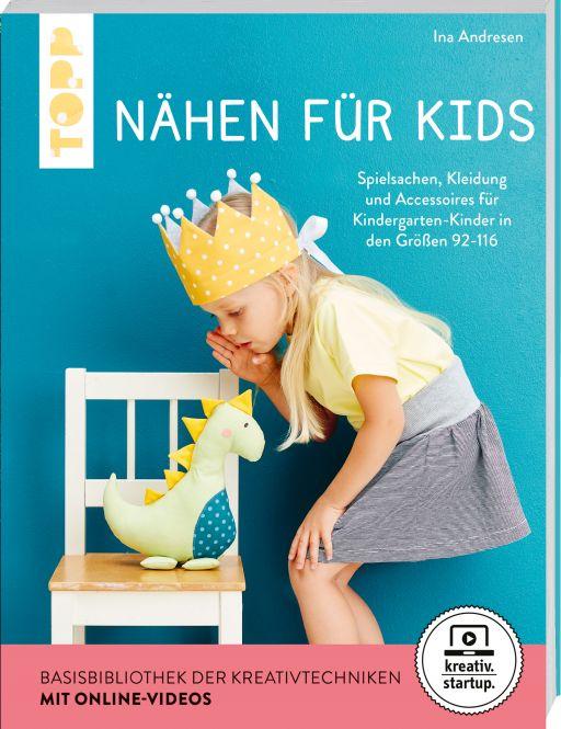 Nähen für Kids (kreativ.startup)