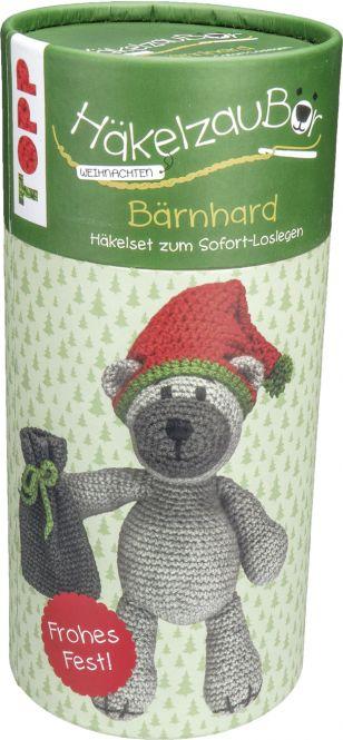 HäkelzauBär Weihnachten Häkelset Wichtel, VE=3 Ex.